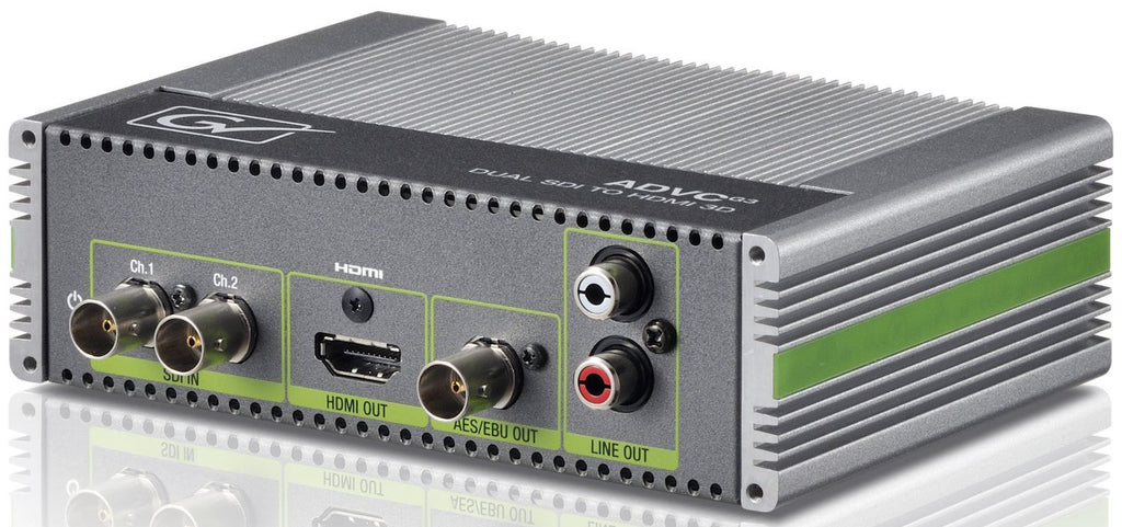 Grass Valley ADVC-G3 Dual SDI to HDMI 1 4 Converter/Multiplexer with 3D  Support