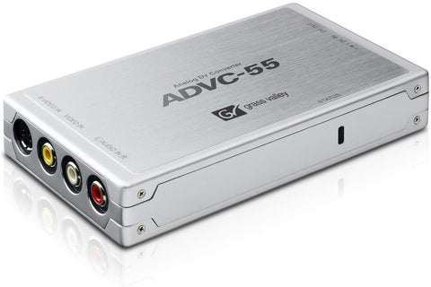 A high quality Image of Canopus ADVC-55 IEEE-1394 DV Media Converter