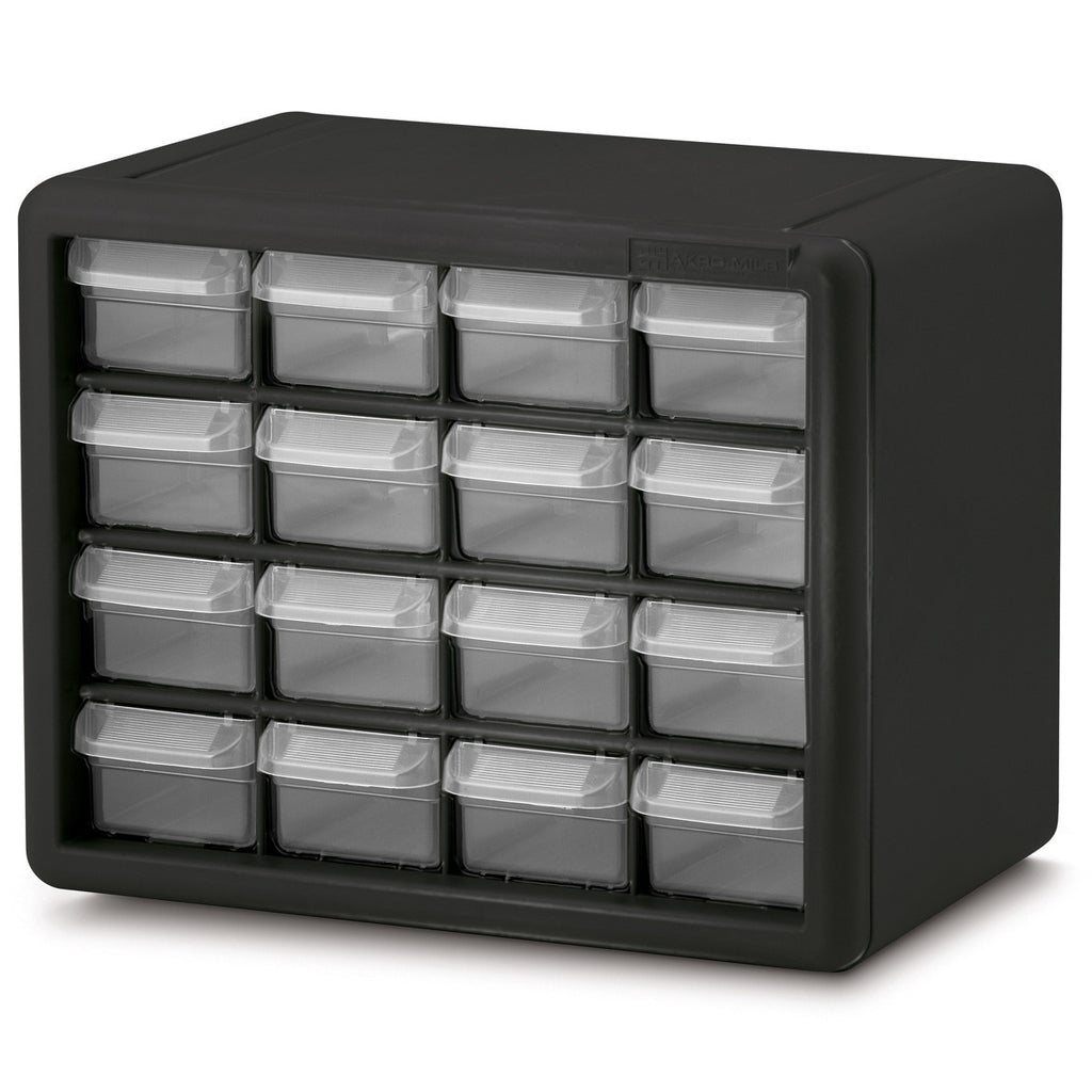 64 Drawer Plastic Frame Storage Cabinet