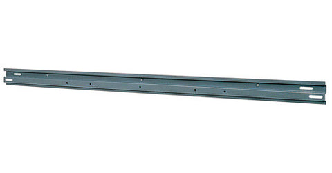 Akro-Mils 48in x 3in Single Rail Akro Bin Holder