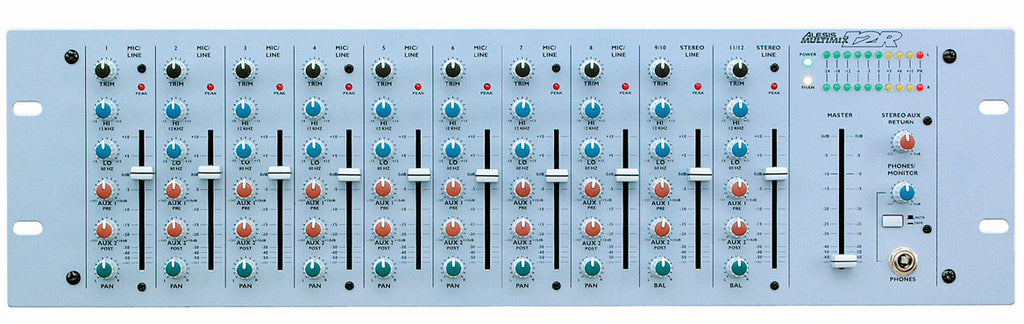 Alesis MultiMix 12R 12-Channel Rackmount Mixer