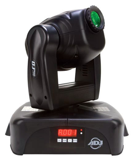 American DJ Spot LED Intelligent Moving Head w/high Out 25W LED source