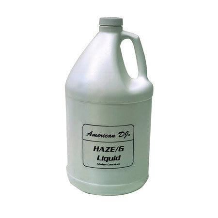 American DJ HAZE/GAL 1 Gallon Haze Juice for Haze Generator