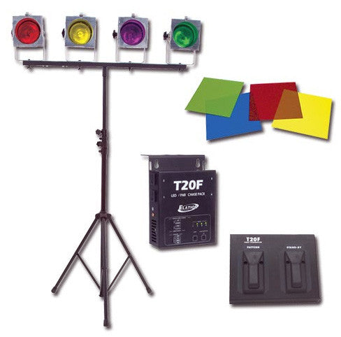 American DJ LS-60/A Portable Lighting Kit