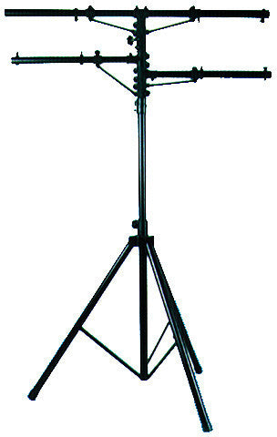 AMDJ Lighting Tripod Stand With T-Bar and 2 Side Bars
