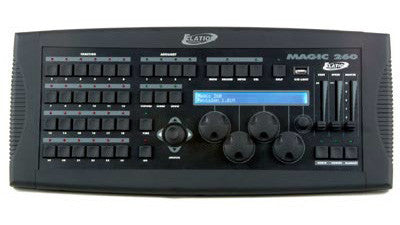 American DJ Magic 260 DMX controller w/PAN/TILT joystick 260 Channel