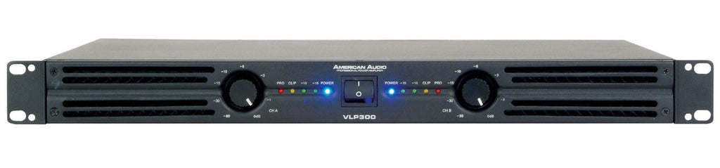 American DJ VLP-300 Power Amplifier