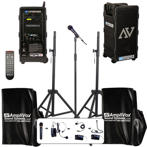 AmpliVox B9153 Premium Digital Audio Travel Partner Package