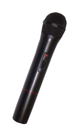 AmpliVox S1605 Wireless Handheld Microphone