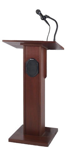 AmpliVox S355 Elite Lectern with Sound System (in 2 colors)