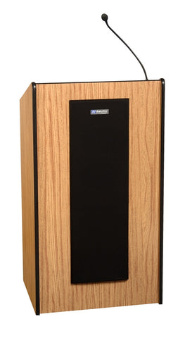 AmpliVox S450 Presidential Plus Lectern with Sound System (2 Colors)