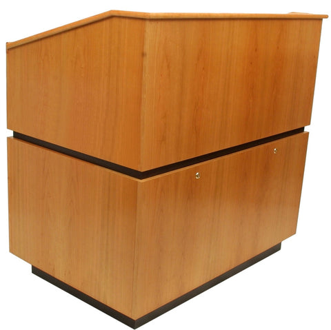 AmpliVox SN3030 Coventry Lectern without Sound (in 5 colors)