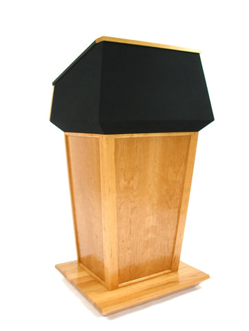 AmpliVox SN3040 Patriot Lectern without Sound System (in 4 colors)