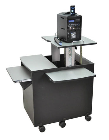 A high quality Image of AmpliVox SN3350 Multipurpose Presentation Stand