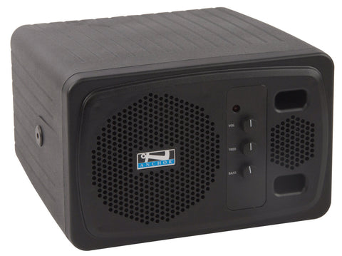 Anchor AN-1000X+ 50 Watt Powered Monitor (Black)