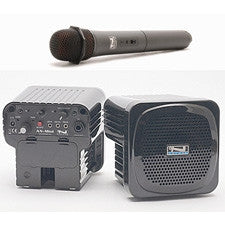 Anchor AN-MINIDP Speaker Monitor Deluxe Package- Handheld Mic.