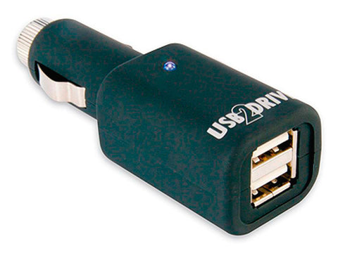 A high quality Image of Ansmann 5711013 USB 2 Drive Car Charger