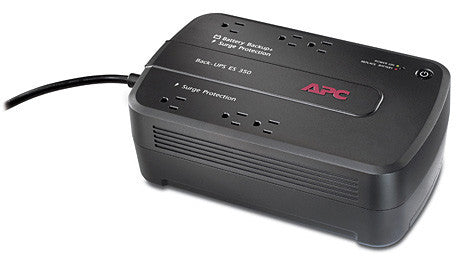 APC BE350G Back-UPS ES 6 Outlet 350VA 120V Without Communication