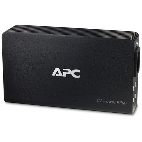 A high quality Image of APC C2 AV C Type 2-Outlet Wall Mount Power Filter 120V (Black Only)