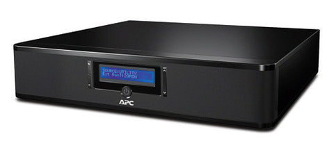 A high quality Image of APC J25B AV J Type 1.5kVA Power Conditioner with Battery Backup 120V