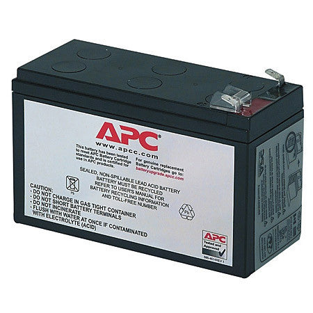 APC RBC2 Back-UPS Series Replacement Battery