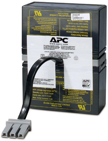 APC RBC32 Replacement Battery for Battery Backup