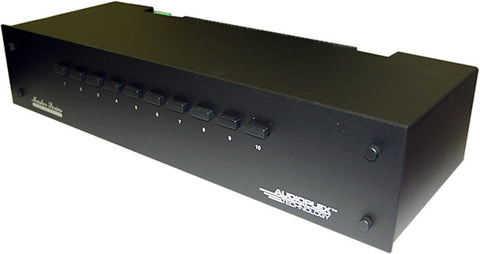 A high quality Image of Audioplex MS-8 Selectable Impedance On/Off 8-Pair Speaker Selector