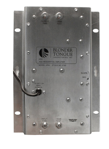 Blonder Tongue ARA - Residential Amplifier With AGC