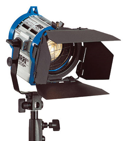 A high quality Image of ARRI 531300 300 Fresnel Light Head