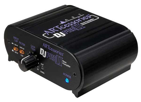 DJ Pre II - Phono/Audio Recording System Interface