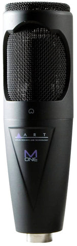 ART Pro Audio M-One Cardioid FET Condenser Microphone