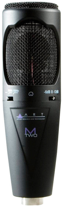 ART Pro Audio M-Two Cardioid FET Condenser Microphone