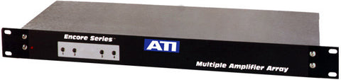 ATI Audio MMA400-1 4-Ch Mic-to-Line Amp with Transformer Balanced Output