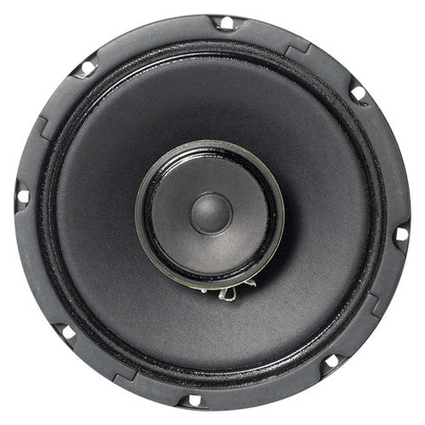 Atlas Sound C803AT87 8 Inch Coaxial Loudspeaker with 70.7V-8W Transformer
