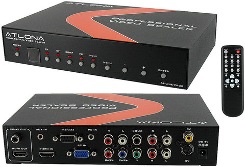 Atlona AT-LINE-PRO2 Video Scaler (Second Generation)