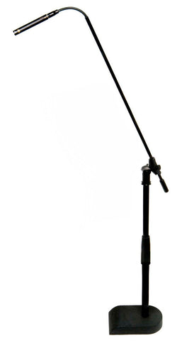 Audix MB5050 50 Inch Carbon Fiber Boom/ Clutch Assembly & M1250B Cardioid Mic