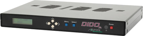 Aurora Multimedia DIDO JR High Res Scaler/Image Rotation & Multiviewer Processor