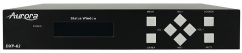 Aurora DXP-62 Presentation Scaler/Switcher with HDBaseT