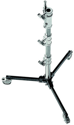 Avenger A5012 Junior Roller Stand 12 with Folding Base 3-Sect. 2 Risers