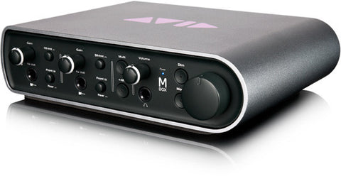 Avid Mbox with Pro Tools Express Bundle