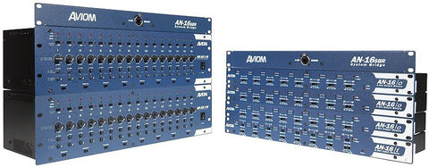 Aviom DS32 32x16 Digital Snake