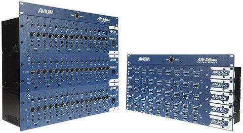 Aviom DS48 48x16 Digital Snake