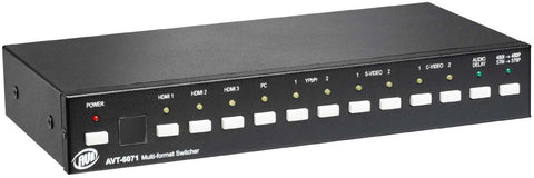 AV Tool AVT-6071 3-Input HDMI Routing Switcher & Multiformat HDMI Converter