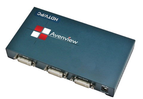 Avenview SPLIT-DVI-2 2 Port DVI Splitter