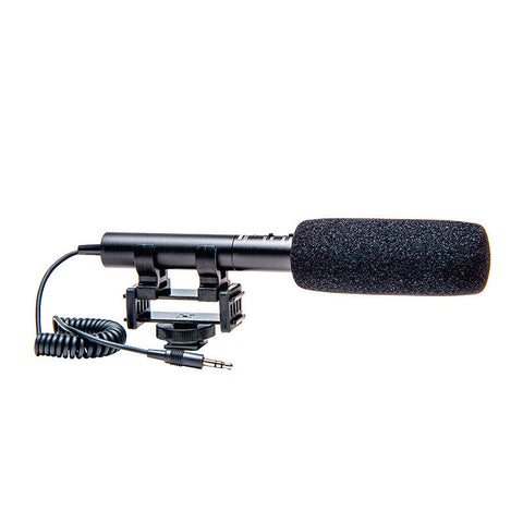 A high quality Image of Azden SGM-990 Supercardioid/Omni Shotgun Mic for DSLR Camera