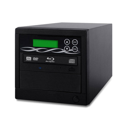 A high quality Image of ILY B01-SSPPRO 1 Target SATA 12x Blu-ray DVD/CD Duplicator