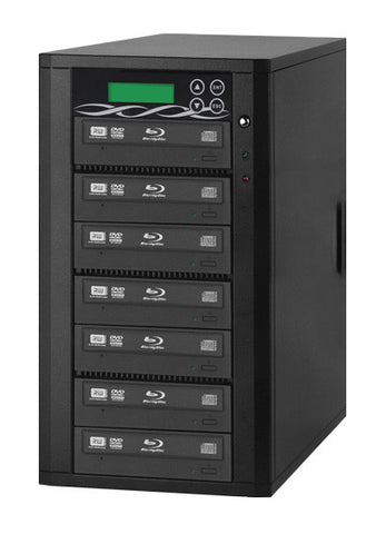 A high quality Image of ILY B07-SSPPRO 7 Target SATA 12x Blu-ray DVD/CD Duplicator