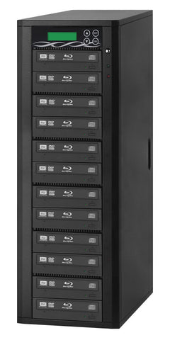 A high quality Image of ILY B12-SSPPRO 12 Target SATA 12x Blu-ray DVD/CD Duplicator