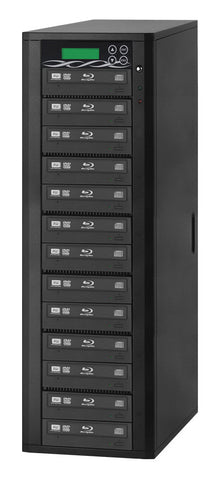 A high quality Image of ILY B13-SSPPRO 13 Target SATA 12x Blu-ray DVD/CD Duplicator