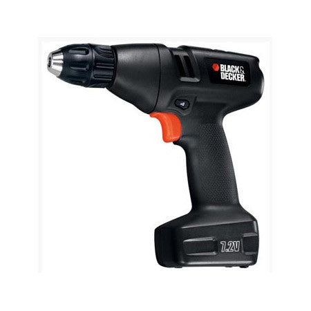 Black & Decker 9099KC 7.2V Cordless Drill with Keyless Chuck